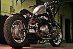 Bobber Inspiration - jd-kickdrum: Bobber Honda rebel 450   Bobbers and Custom Motorcycles   jd-kickdrum October 2015