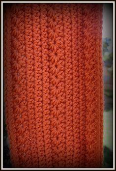 FREE Crochet Pattern: Pumpkin Infinity Scarf « Dandelion Daze