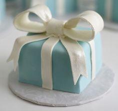 The Tiffany blue box :)