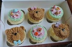 Image result for picnic cupcakes