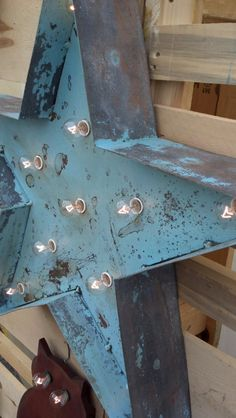 24 LARGE Old Vintage Style Marquee Star Arrow by JunkArtGypsyz, $179.90