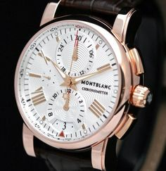 Montblanc Watch Meisterstuck Amazing Dial