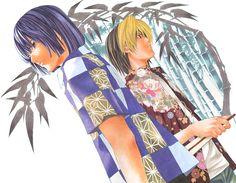 ヒカルとアキラ