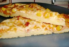 Kukoricalisztes pizza Winter Food, Lasagna, Quiche, Healthy Life, Macaroni And Cheese, Paleo, Food And Drink, Ethnic Recipes, Tej