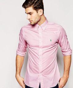 Nice Pink Ralph Lauren shirt