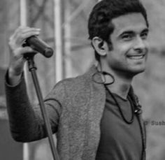 There's something about that smile ☺ I Have A Crush, Having A Crush, Sanam Puri, Kind Person, Pop Rock Bands, Cute Charms, Bollywood Songs, Love Deeply, Samar