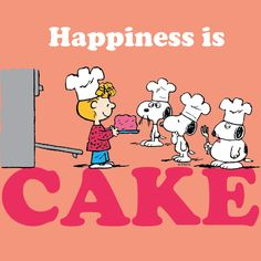 Happiness is.......