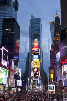 New York Manhattan Times Square | www.superimagemarket.com