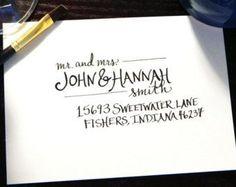 Hand Lettering Envelopes, Calligraphy Envelope, Envelope Art, Envelope Design, Brush Lettering, Caligraphy, Lettering Styles, Calligraphy Fonts, Script Fonts
