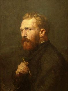 john peter vincent van gogh, oil on canvas, cm x cm. van gogh museum, amsterdam, the netherlands Vincent Van Gogh, Van Gogh Museum, Van Gogh Photo, Van Gogh Arte, Desenhos Halloween, Van Gogh Portraits, John Peter, Australian Painters, Realistic Paintings