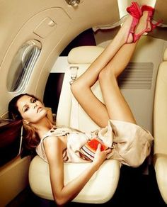 This is totally the first position I take when I roll up on an Easyjet flight..