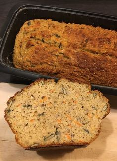 Weltbestes Eiweißbrot Worlds best protein bread, a good recipe with image from the category baking. Tags: baking, bread or rolls, food combining Protein Bread, Low Carb Bread, Healthy Protein, Keto Foods, Keto Snacks, Pecan Recipes, Pumpkin Recipes, Low Carb Recipes, Best Protein Shakes