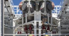 Orion Spacecraft Progress Continues With Installation of Module to Test Propulsion Systems Photography http://ift.tt/2hwvOcr #Pinteresting