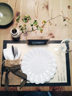 set the table {fall mood}