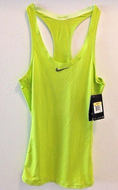 NWT Nike Pro Hypercool Women's Training FITTED Tank Top Size S (MSRP $45) #Nike #ShirtsTops