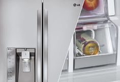 The blast chiller in this refrigerator is a great idea.