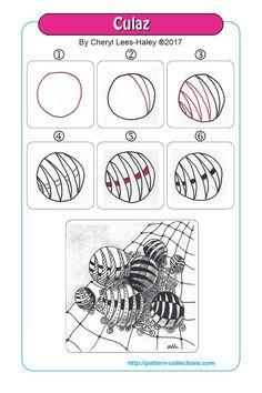 Bildergebnis für ginili zentangle