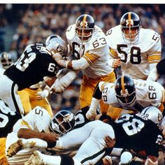 The Steel Curtain. Courtesy of @steelers #onlyinpgh #steelers