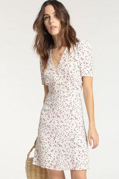 Rouje dots dress