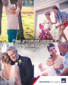 ¡Gracias por todo papá! #FelizDíaDelPadre