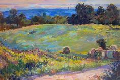Picture''From Tulmeadow Farm'' 24x30
