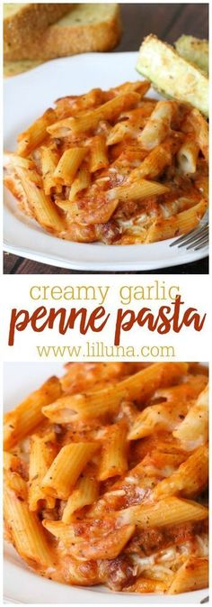 One of the best Italian recipes ever- Mozzarella Penne! BEYOND delicious! So creamy with lots of flavor!! Includes sausage, tomato sauce, tons of seasonings, and cheeses!!