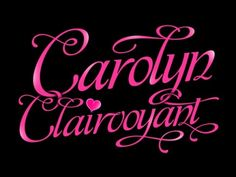 May 2017 Events with Carolyn Clairvoyant