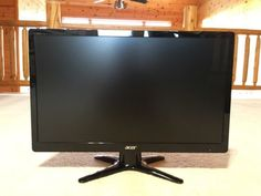 "Acer G G226HQL Bbd 21.5"" Widescreen LED LCD Monitor"