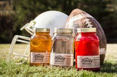 What's better than #Moonshine and #football? There isn't anything, or at least we haven't figured it out yet.