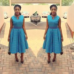 You will definitely visit your tailor after seeing these beautiful Ankara Aso Ebi styles. These Ankara Aso ebi styles are fabulous and a must-have for every African Print Dresses, African Fashion Dresses, African Dress, African Clothes, African Prints, Seshweshwe Dresses, African Traditional Wear, Unique Ankara Styles, African Design