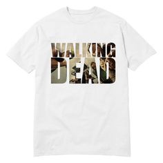 The Walking Dead Movie Logo T-Shirts //Price: $16.99 & FREE Shipping //     #thewalkingdead #walkingdead #thewalkingdeadfamily #gameofthrones #gameofthronesfamily #supernatural #vikings #strangerthings #thebigbangtheory #theflash #sherlock #doctorwho #series #bestseries #shop #tvshow #favoriteseries