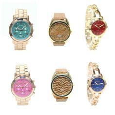 ✨  NUEVA COLECCION de RELOJES  ✨ - Desde 12€ - Ya puedes hacer tu pedido  www.deplanoodetacon.com/17-relojes  #deplanoodetacon #relojes #haztupedido #tiendaonline #accesorios #mujer