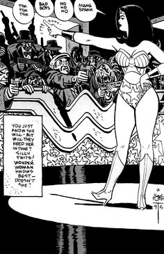 """'Wonder Woman' by Alex Toth "" Dc Comics Women, Bd Comics, Manga Comics, Comic Book Artists, Comic Artist, Comic Books Art, Ink Illustrations, Pencil Illustration, Alex Chung"