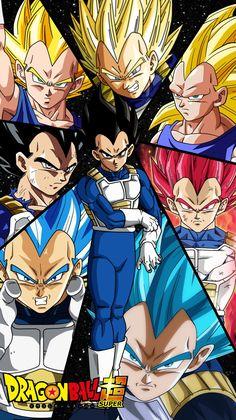 vegeta is dope Dragon Ball Gt, Pokemon Dragon, Beautiful Dragon, Anime Nerd, Son Goku, Animes Wallpapers, Super Vegeta, Dbz Vegeta, Kingston