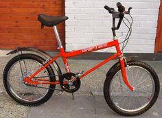 ... GRIFTER!!!  #bikes #bicycles #bmx #raleigh #grifter #1980s #ireland #irishnostalgia #toys #kids Bmx, Raleigh Grifter, Childhood Memories, 1980s, Nostalgia, Toys, Bicycles, Ireland, Activity Toys