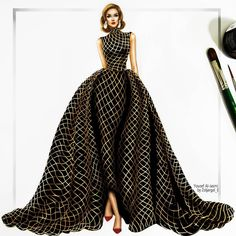 Image about art in Inspiration for Fashion Illustrations by yoncé filling out this skirt Source by fashion illustration Fashion Week, Trendy Fashion, Fashion Art, Fashion Models, Fashion Beauty, Classy Fashion, Fashion Shoes, Couture Fashion, Fashion Drawing Dresses