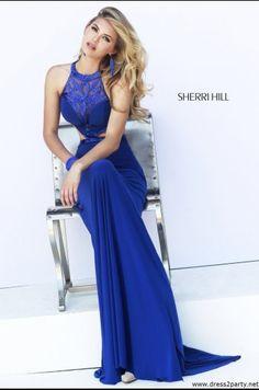 Sherri Hill 11124