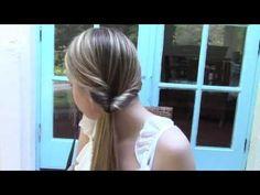 4 Penteados Fáceis - Tutorial - Fabi Santina - YouTube Long Hair Styles, Beauty, Youtube, Fashion, Easy Hairstyles, Bridesmaids, Hair Down Hairstyles, Long Hair Updos, Cute Art