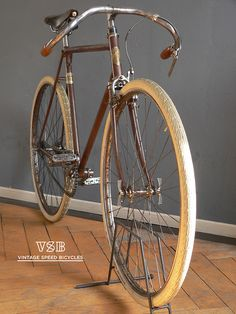 vintagespeedbicycles:  1931 or older, french by...