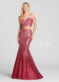6f79ddb385c Ellie Wilde by Mon Cheri EW118106 Bride  N Groom. Trumpet DressMon  CheriFormal ...