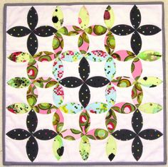 flower petal quilt pattern free - Google Search