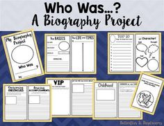 Biography Project-Gr