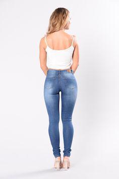 9eb5273c821 Tears Dry On Their Own Jeans - Medium Wash