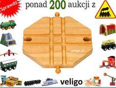 SKRZYŻOWANIE 90* Kolejka drewniana GDAŃSK