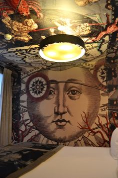 Le Bellechasse, Christian Lacroix Hotel in Paris. Boutique Hotel.