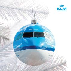 Decorative plane for the christmas tree ;)