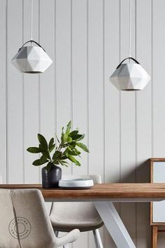 This fibreglass shade with leather top is a lovely and fresh geometrical feature in a modern or scandi decor! #lights #pendantlighting #lightingdesign  #kitchenpendant #nordicliving #nordicdesign #nordicstyle  #interiorstyling #interiordesign #interiordecor #homeinspo  #homestyle  #Scandinaviankitchen #Scandinaviandesign #Scandinavianinterior #Geometric #Dining #Diningpendants #Scandi