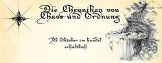 """Band Eins der """"Chroniken von Chaos und Ordnung"""": Thorn Gandir - Aufbruch Band, Decor, Mood, Sash, Decoration, Decorating, Bands, Deco"""