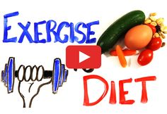 Diet or Exercise: Which Is More Important for Weight Loss? http://greatist.com/live/diet-vs-exercise-video