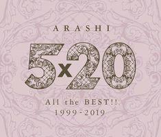 Arashi - All the best (album) 2019 Anniversary Songs, 20th Anniversary, Crazy Moon, You Are My Soul, Ninomiya Kazunari, Best Clips, Eye Of The Storm, Love Rainbow, One Ok Rock